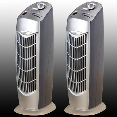 Two New Pro Ionic Fresh Ion Breeze Air Purifier Pro Ionizer Uv Air Cleaner