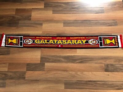 Galatasaray Istanbul Schal