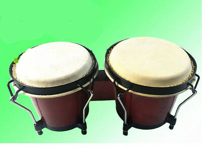A05 Percussion Diameter 10 inch High Quality Musical Instruments Bongo Drums O