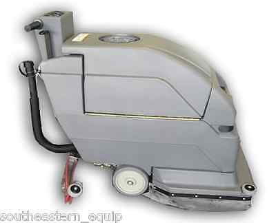 """New SES 2001 Disk 20"""" Floor Scrubber w/Xtreme Recovery Squeegee System"""