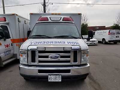 2008 Ford AMBULANCE DIESEL E-450