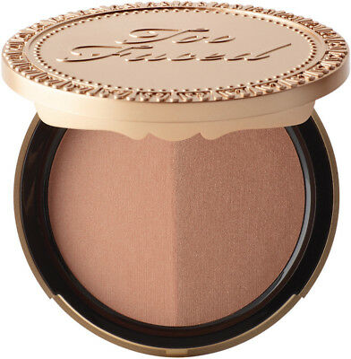 Too Faced Sun Bunny Natural Bronzer Full Size New & Boxed $30