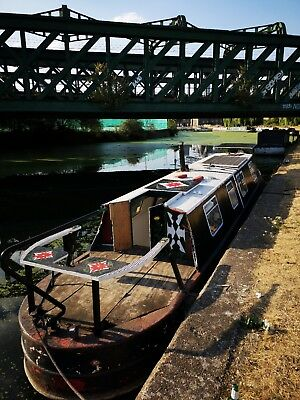 38ft Rugby Narrowboat 'Morning Mist' - London