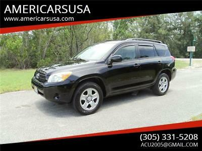 RAV4 4x4 Carfax certified Excellent condition 2007 Toyota RAV4 4x4 Carfax certified Excellent condition