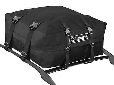Coleman Water Resistant Rooftop Cargo Carrier For Luggage