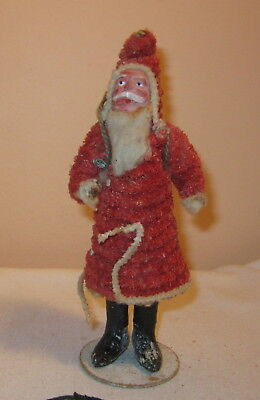 Antique Santa Candy Container?? **as Is, Repair/restore**
