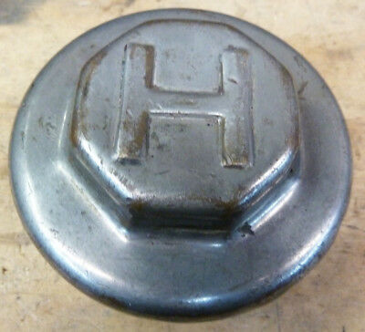 1922 To 1925 Hupmobile Threaded Hub Cap, Antique, Classic, Old Car,22,23,24,25