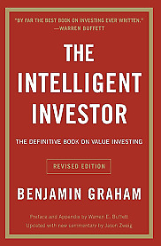 The Intelligent Investor by Benjamin Graham - Book - Free Shipping