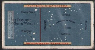 Pole Stars and Pointers Astronomy Science 100+ Y/O Trade Ad Card