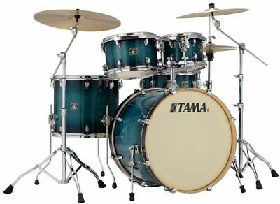 Tama Superstar Classic 5pc Shell Pack - Blue Lacquer Burst