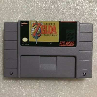 The Legend of Zelda: A Link to the Past SNES (Super Nintendo) Tested