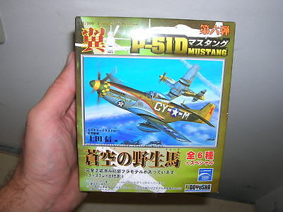 "DOYUSHA D-380-6 Modell 1/100 - USA US Airforce P-51D ""Mustang"" in OVP"
