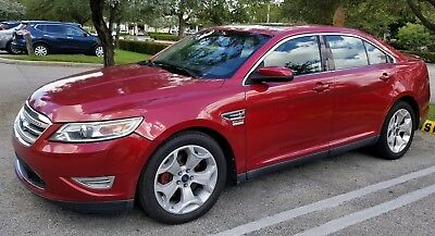 2010 Ford Taurus SHO Sedan 4-Door Like New Ford Taurus 2010
