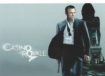 2014 Rittenhouse James BondCasino Royale Base Card Set (100 cards)