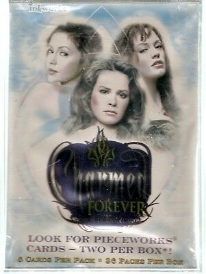 2004 Charmed Forever Base Card Set (72 cards)