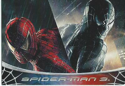 2007 Spider-Man 3 Card Set (79 cards)