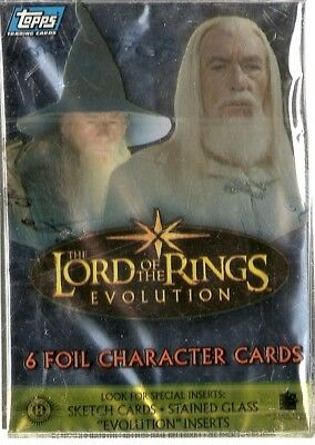 Lord of the Rings Evolution  Base Card Set (2006)