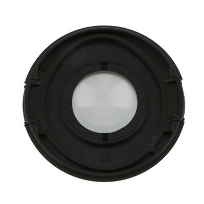 White Balance Lens Cap Cover Canon/Nikon/Sony/Olympus etc - 62mm/2.44""