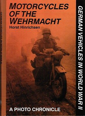 Motorcycles Of The Wehrmacht