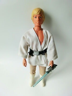 Star Wars Vintage Luke Skywalker 12 Inch Actionfigur 1978 Kenner