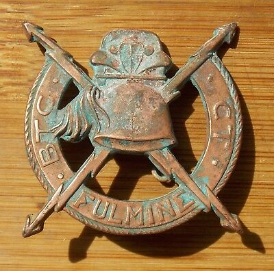 "italian badge - motorized division ""Fulmine"", WWII"
