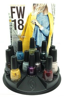 China Glaze Nail Lacquer - FW '18 Collection Ready To Wear - Pick Color