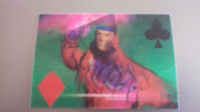 Marvel Motion Skybox 1996 - Basecard No. 30 Gambit
