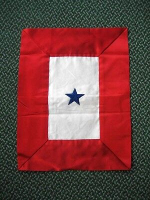 Nice WWII Son in Service Flag Home Made