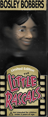 Bosley Bobbers The Little Rascals Alfalfa Bobble Head Limited Edition Figure