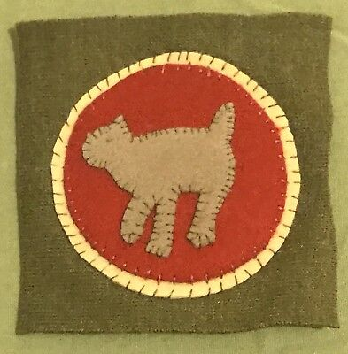 WW1 AEF 81st  Division Reproduction/Collector Patch