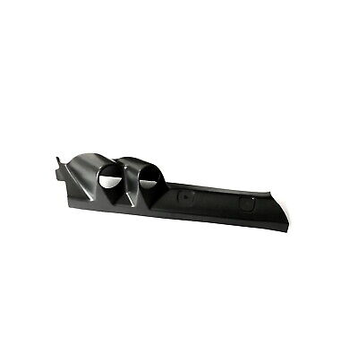 Dual Pillar Pod Black Gauge Holder Mount For Nissan GU Patrol Y61 1997-2015 NEW