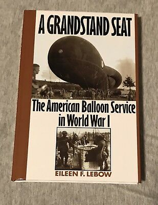 WW1 US Army Balloon Corps  Reference Book