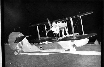 Supermarine Seagull V RAAF 35mm copy photo negatives