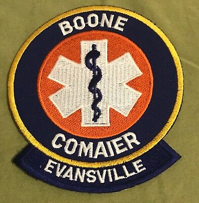 Boone Comaier Ambulance Service Patch Evansville Indiana Patch