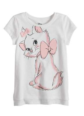 Disney Aristocats Marie Shirt Size 2T 3T 4T 5T New!