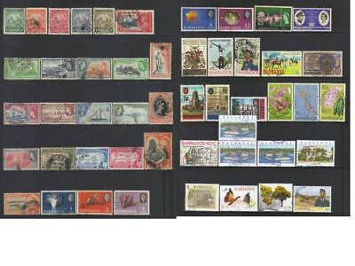 (788) Barbados 1935-2008 Used Collection Cat £38+