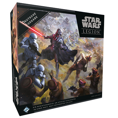 Star Wars Miniatur-Game Legion Grundspiel