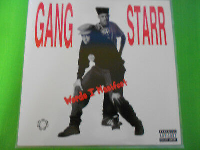 Gang Starr Words I Manifest Ep Jcor 2001