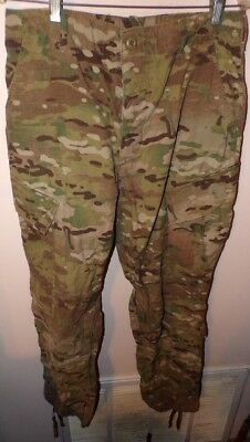 Original Us Army Multicam Combat Uniform Pants - Medium/regular