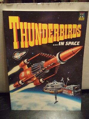 Thunderbirds ....In Space (Graphic Novel) Book 2