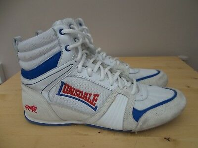 Lonsdale Boxing Boots Size 9