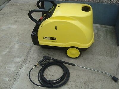 karcher hds 601 eco professional industrial steam cleaner pressure washer hot