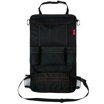 Organizer : Car Back Seat with Larger Protection Storage -
