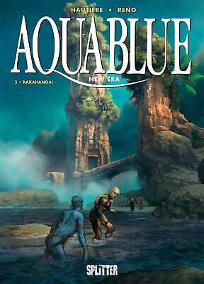 Aquablue - New Era 5   Splitter Verlag Neuware  EVT 21.8.18