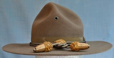 """Nice WWI """"Stetson"""" Campaign Hat"""