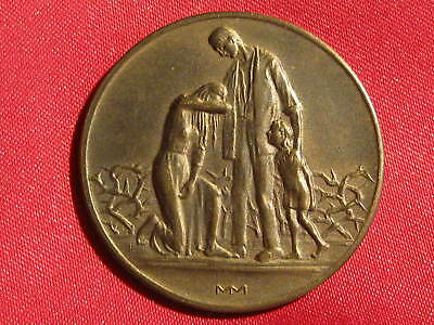 Orig.Old German MEDAL  LEIDENSWEG NOV. 1923  (1)