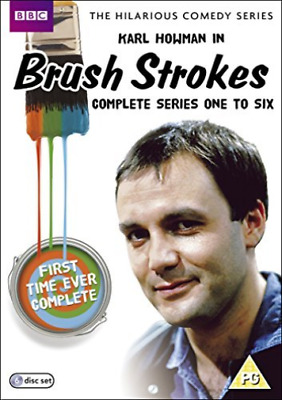 Karl Howman, Gary Waldhorn-Brush Strokes: The Complete Series One to Six DVD NEW