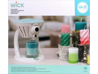 We R Memory Keepers Wer660651  We R Memory Wick Candle Maker