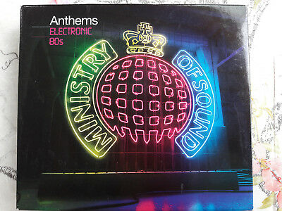 CDs Various Artists - Anthems (Electronic '80s, 2009)