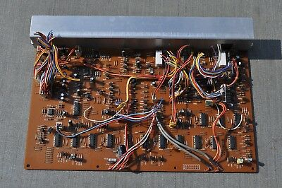 Tascam Teac Model 38 Reel Tape Recorder Logic Board 5210073302